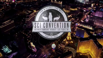 Safari Club International TV Spot, '2016 Sci Convention' - Thumbnail 10