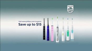 Philips Sonicare TV Spot, 'Innovative Technology' - Thumbnail 5