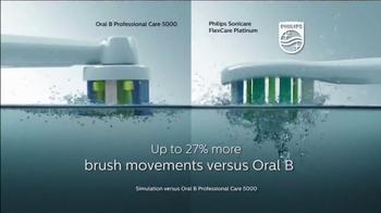 Philips Sonicare TV Spot, 'Innovative Technology' - Thumbnail 2