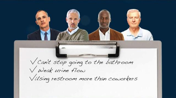GoFlo Prostate Support Supplement TV Spot, 'Aging Prostate' - Thumbnail 1