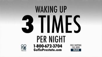GoFlo Prostate Support Supplement TV Spot, 'Aging Prostate' - Thumbnail 3