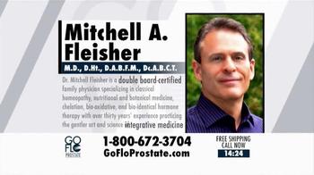 GoFlo Prostate Support Supplement TV Spot, 'Aging Prostate' - Thumbnail 5