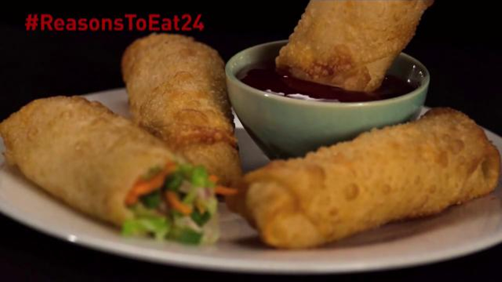 EAT24 TV Commercial, 'Rise and Shine'