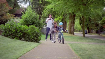 Quaker Oats TV Spot, 'Bicycle Ride' - Thumbnail 4
