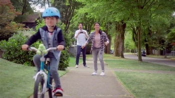 Quaker Oats TV Spot, 'Bicycle Ride' - Thumbnail 6