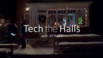 XFINITY X1 Entertainment Operating System TV Spot, 'Tech the Halls' - Thumbnail 4