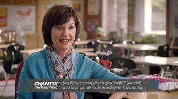 Chantix TV Spot, 'Mary Ellen' - Thumbnail 1