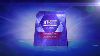 Crest 3D White Whitestrips TV Spot, 'Whiten for the Holidays' - Thumbnail 6