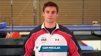 USA Gymnastics TV Spot, 'Sam Mikulak'