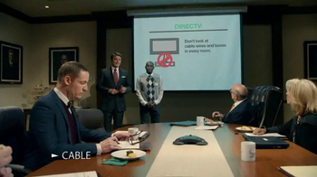 DIRECTV TV Spot, 'Cable Boxes' Featuring John Michael Higgins - Thumbnail 1