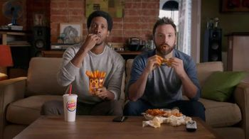 Burger King Buffalo Chicken Fries TV Spot, 'Messy Hands' Song by Paula Cole - 4880 commercial airings