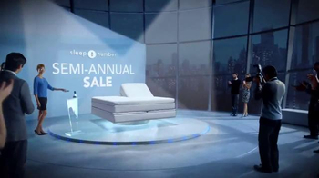 Sleep Number Semi-Annual Sale TV Spot, 'Pick and Choose' - Thumbnail 4