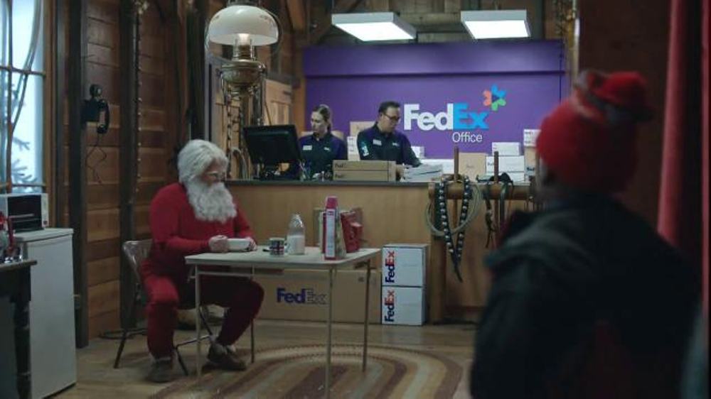 FedEx Ground TV Commercial, 'North Pole'