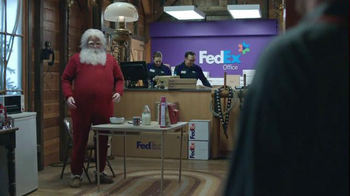FedEx Ground TV Spot, 'North Pole' - Thumbnail 5