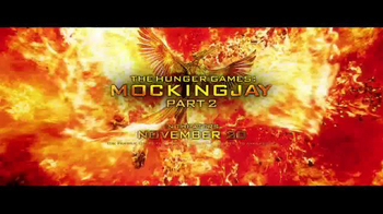 Chrysler TV Spot, 'The Hunger Games: Mockingjay Part - 2: Revolution' - Thumbnail 7