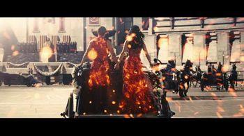 Chrysler TV Spot, 'The Hunger Games: Mockingjay Part - 2: Revolution' - 1995 commercial airings