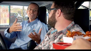 Sonic Drive-In TV Spot, 'Wingman' Featuring Kyle Petty, Rutledge Wood - Thumbnail 4