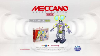 Meccano Meccanoid G15 TV Spot, 'Imagination Just Got Real' - Thumbnail 7