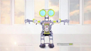 Meccano Meccanoid G15 TV Spot, 'Imagination Just Got Real' - Thumbnail 1