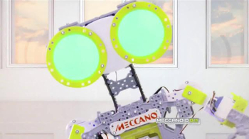 Meccano Meccanoid G15 TV Spot, \'Imagination Just Got Real\'