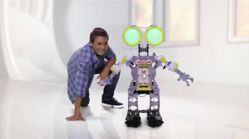 Meccano Meccanoid G15 TV Spot, 'Imagination Just Got Real' - Thumbnail 3