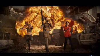 Hardee's TV Spot, 'Call of Duty: Black Ops III' Feat. Charlotte McKinney