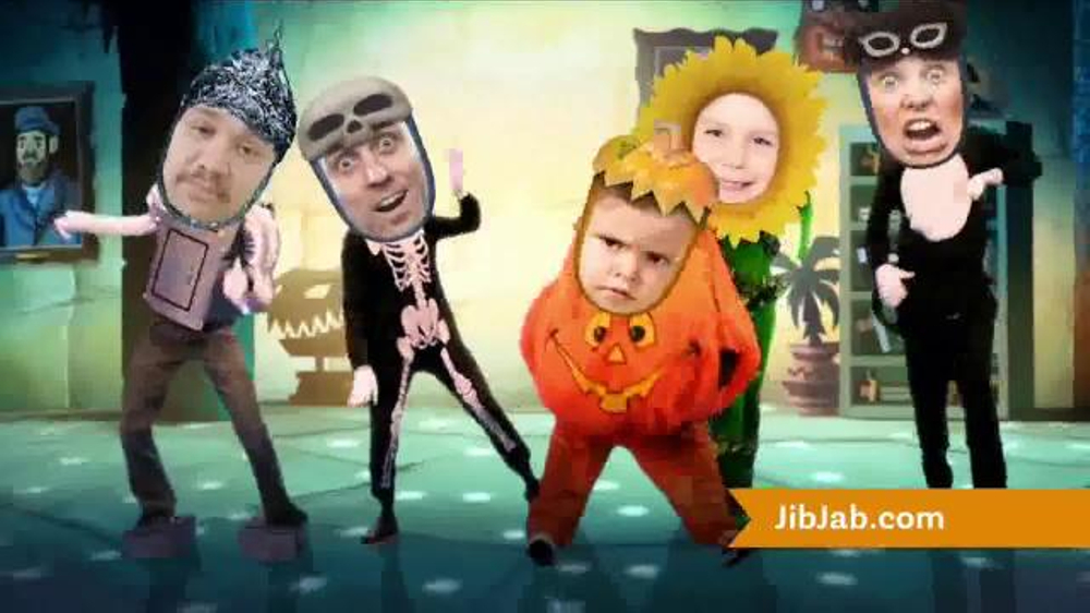 JibJab TV Commercial, 'Halloween Fun' - Video