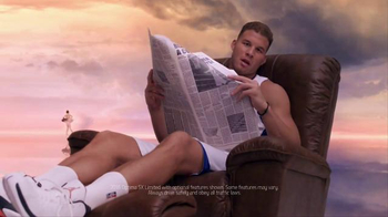 2016 Kia Optima TV Spot, 'Newspaper' Featuring Blake Griffin - Thumbnail 3