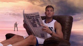 2016 Kia Optima TV Spot, 'Newspaper' Featuring Blake Griffin