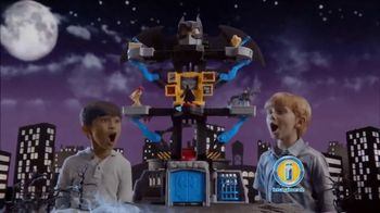 Imaginext DC Super Friends Transforming Batcave TV Spot, 'Bring It On' - 704 commercial airings