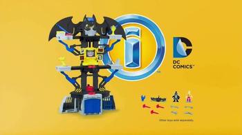 Imaginext DC Super Friends Transforming Batcave TV Spot, 'Bring It On' - Thumbnail 8