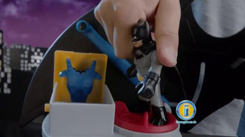 Imaginext DC Super Friends Transforming Batcave TV Spot, 'Bring It On' - Thumbnail 6