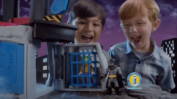 Imaginext DC Super Friends Transforming Batcave TV Spot, 'Bring It On' - Thumbnail 7