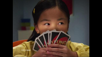 Uno Attack! TV Spot, 'Get Ready'