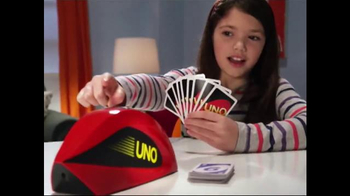 Uno Attack! TV Spot, 'Get Ready' - Thumbnail 4