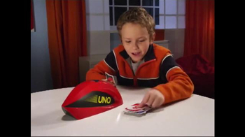 Uno Attack! TV Spot, 'Get Ready' - Thumbnail 8