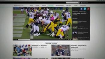 NFL.com TV Spot, 'Espanol' [Spanish] - Thumbnail 6