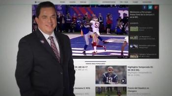 NFL.com TV Spot, 'Espanol' [Spanish] - Thumbnail 7