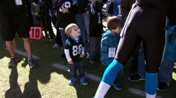 NFL Together We Make Football TV Spot, 'T.J.' Featuring Greg Olsen - Thumbnail 2