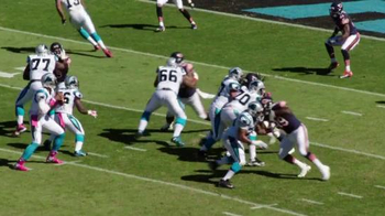 NFL Together We Make Football TV Spot, 'T.J.' Featuring Greg Olsen - Thumbnail 4