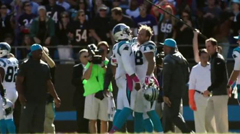 NFL Together We Make Football TV Spot, 'T.J.' Featuring Greg Olsen - Thumbnail 6