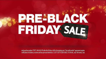 Rent-A-Center Pre-Black Friday Sale TV Spot, 'TVs and Laptops'
