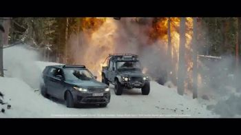 Land Rover TV Spot, 'Spectre: The Capability for Any Job' Feat. Lea Seydoux - 1822 commercial airings