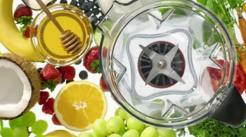 Vitamix TV Spot, 'Soup/Sorbet' - Thumbnail 1