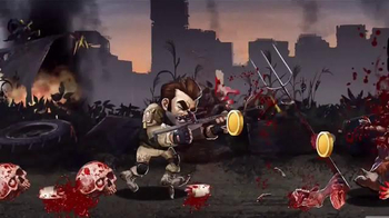 Zombocalypse TV Spot, 'Zombies' - Thumbnail 4
