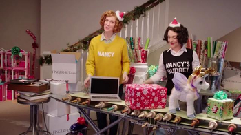 FingerHut.com TV Spot, 'Nancy Gift Wrap' - Thumbnail 2