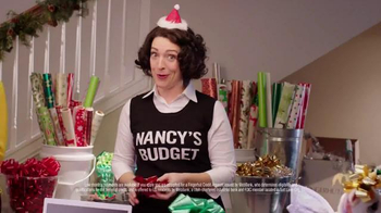 FingerHut.com TV Spot, 'Nancy Gift Wrap' - Thumbnail 3