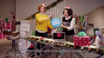 FingerHut.com TV Spot, 'Nancy Gift Wrap' - Thumbnail 4