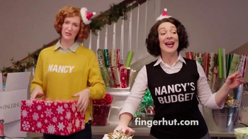 FingerHut.com TV Spot, 'Nancy Gift Wrap'