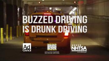 Project Roadblock TV Spot, 'Buzzed Driving' - Thumbnail 9